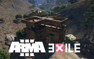 Arma 3 Exile Dedicated Server Hosting